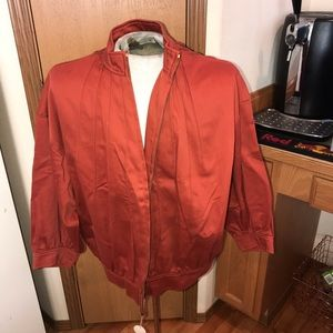 Vintage 1977 Saint Laurent bomber jacket